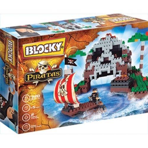 Blocky-Isla-Pirata