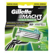 CARTUCHOS-MACH-3-SENSITIVE-GILLTTE-2UD