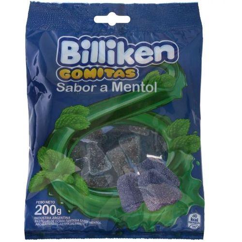 GOMITAS-MENTOL-BILLIKEN-200GR
