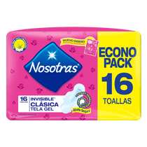 TOALLAS-FEMENINAS-NOSOTRAS-INVISIBLES-CLASICAS-16UD
