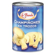 CHAMPIÑON-TROZOS-400GR