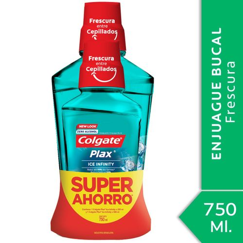 PACK-ENJUAGUE-BUCAL-PLAX-ICE-INFINITY-COLGATE-X-750ML