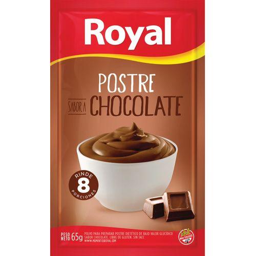 POSTRE-CHOCOLATE-ROYAL