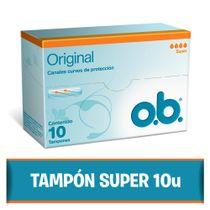 TAMPONES-ABSORBENTES-SUPER-O-B-10UD