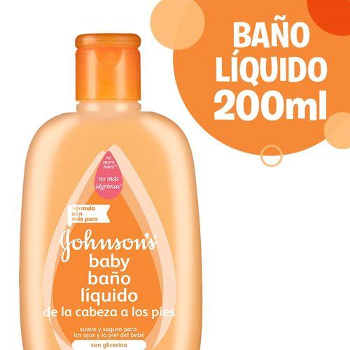 BAÑO-LIQUIDO-JOHNSON-BABY-CABEZA-A-LOS-PIES-X-200ML