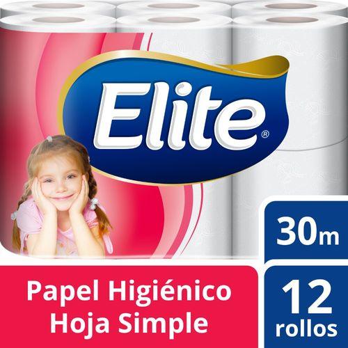 PAPEL-HIGIENICO-HOJA-SIMPLE-ELITE-12X30