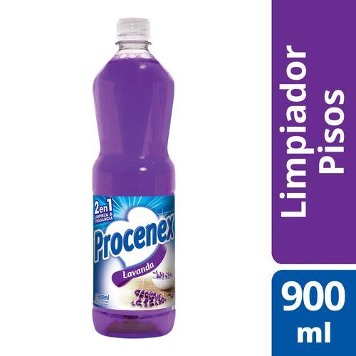 Limpiador-Liquido-Pisos-Procenex-2-en-1-Lavanda-900-ml