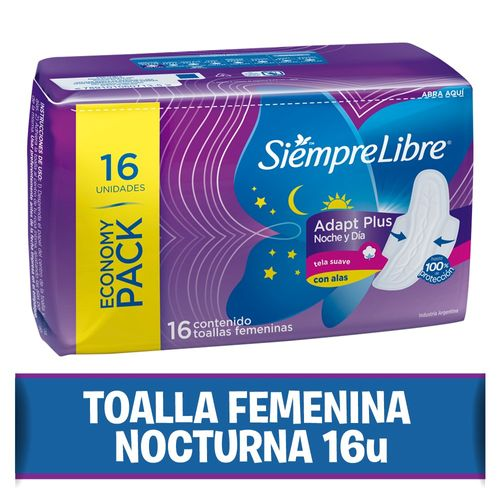 TOALLA-FEMENINA-NOCTURNA-SUAVE-TERMOCONTROL-X16UNIDADES
