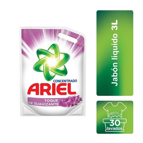 Jabon-liquido-para-Ropa-con-suavizante-Ariel-15-L-Doypack