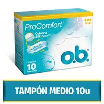 TAMPONES-MEDIO-PROCOMFORT-OB-10UD