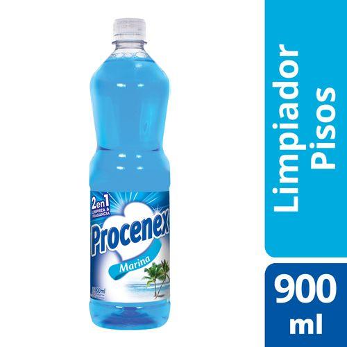 Limpiador-Liquido-Pisos-Procenex-2-en-1-Marina-900-ml