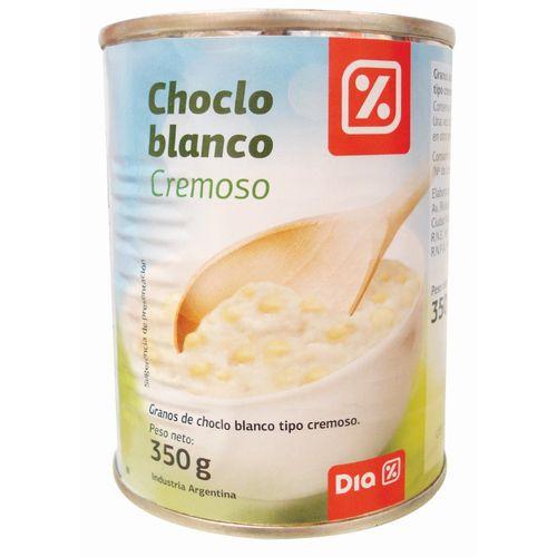 CHOCLO-BLANCO-CREMOSO-DIA-350-G