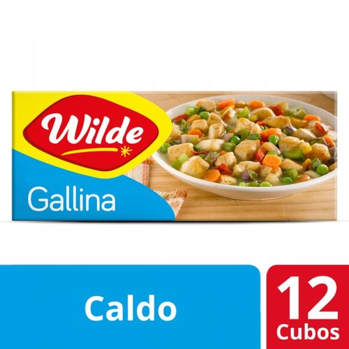 WILDE CALDO CARNE X 6