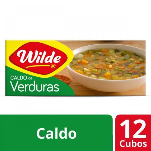 WILDE CALDO VERDURA X 12 U.
