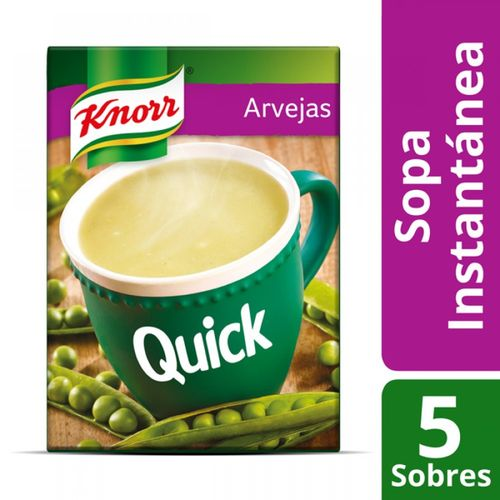 KNORR QUICK CHOCLO X 85 G