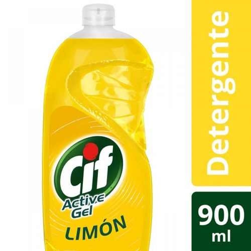 LAVAVAJILLAS-ACTIVE-GEL-LIMON-CIF-900ML