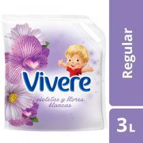 SUAVIZANTE-PARA-ROPA-CLASICO-VIVIERE-3LT