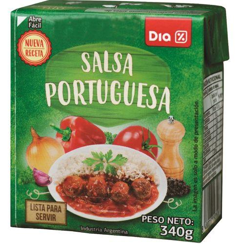 SALSA-PORTUGUESA-DIA-340GR