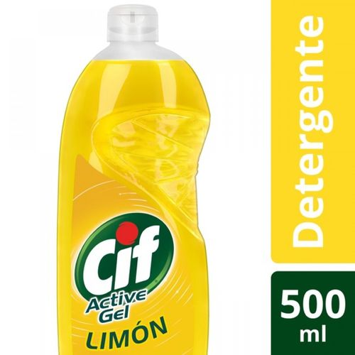 LAVAVAJILLAS-ACTIVE-GEL-LIMON-CIF