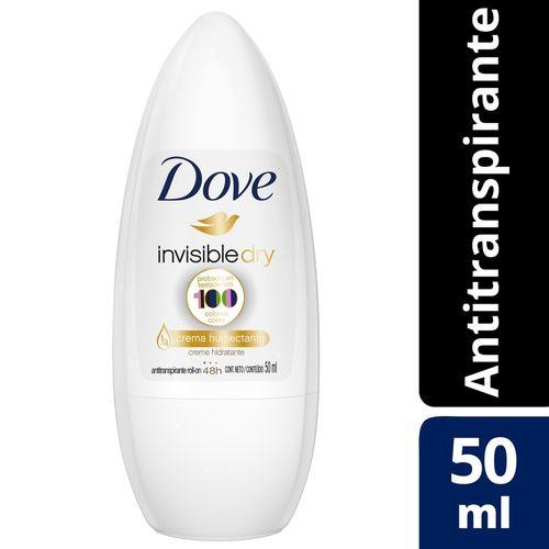 Antitranspirante-bolilla-Dove-invisible-dry-50ml