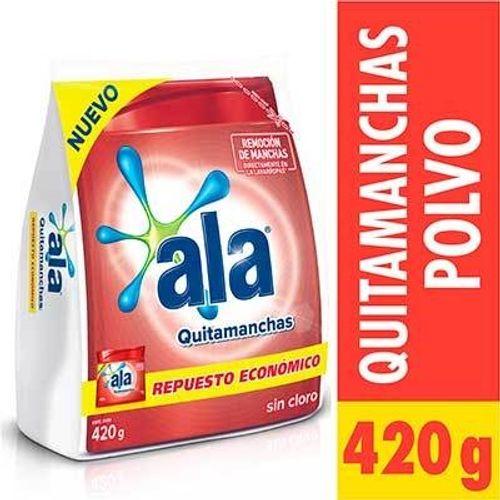 Quitamanchas-ALA-Polvo-Repuesto-Economico-420g