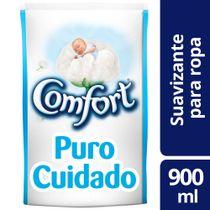 Suavizante-para-ropa-COMFORT-Puro-Cuidado-900-ml