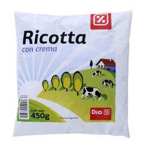 RICOTA-CON-CREMA-DIA-450GR