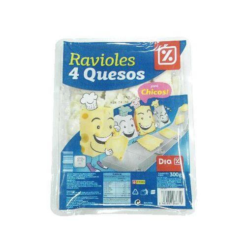 RAVIOLITOS-4-QUESOS-DIA-300-GR