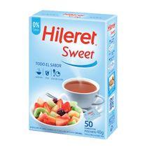 ENDULZANTE-HILERET-SWEET-50-SOBRES