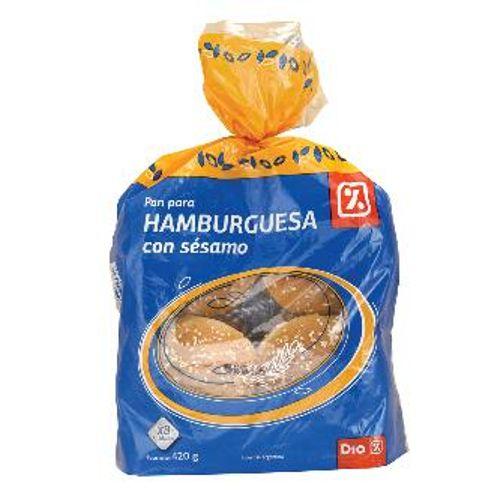 PAN-HAMBURGUESA-DIA-420-GR