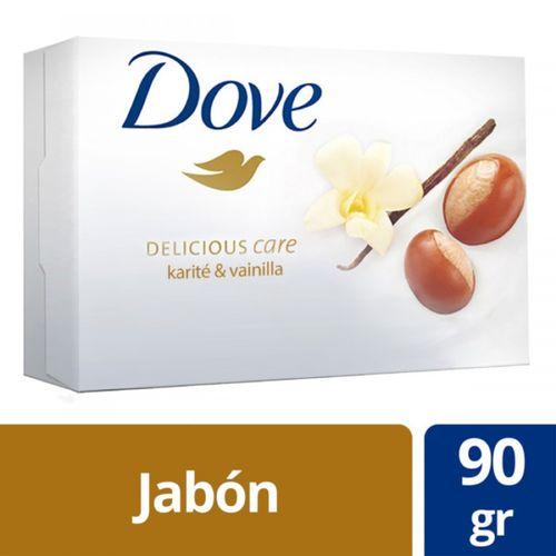 Jabon-Pastilla-Dove-Karite-y-Vainilla-90grs