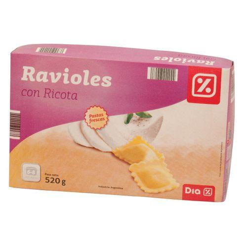 RAVIOLES-RICOTA-PL-DIA-520-GR