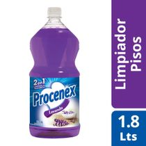 Limpiador-Liquido-Pisos-Procenex-2-en-1-Lavanda-18-lts