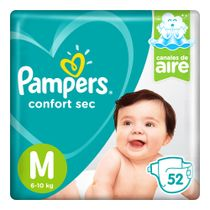 Pampers-Confort-Sec-Pañales-M-52-Unidades