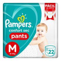 Pampers-Confort-Sec-Pants-Pañales-M-22-Unidades