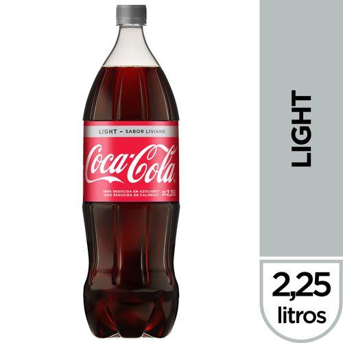 GASEOSA-COCA-COLA-LIGHT-225-L