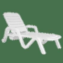 Reposera-Toronto-5-Posiciones-Blanco-Garden-Life-F757000