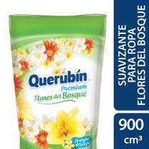 SUAVIZANTE-PARA-ROPA-FRAGANCIA-FLORES-DEL-BOSQUE-QUERUBIN-900ML