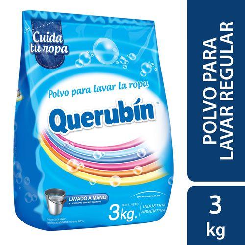 JABON-EN-POLVO-ALTA-ESPUMA-QUERUBIN-3KG