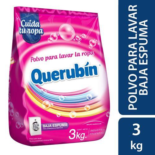 JABON-EN-POLVO-BAJA-ESPUMA-QUERUBIN-3KG