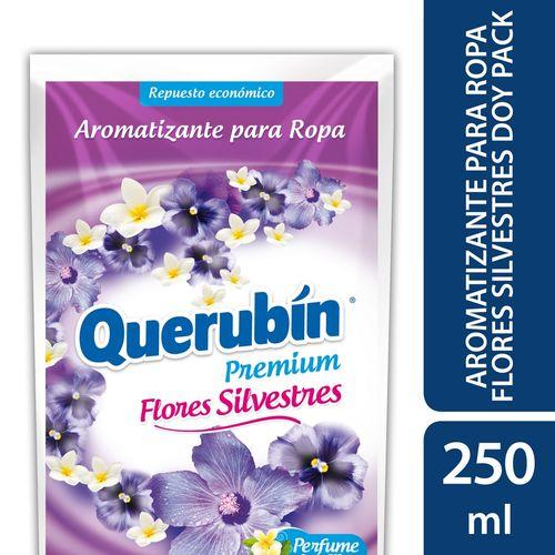 PERFUME-PARA-LA-ROPA-AROMA-DE-FLORES-SILVESTRES-DOYPACK-QUERUBIN-250ML