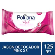 JABON-TOCADOR-PINK-POLYANA-3X125-GR