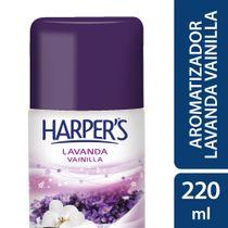 AEROMATIZADOR-LAVANDA-VAINILLA-HARPERS-220ML