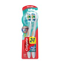 CEPILLO-DENTAL-SUAVE-TWIN-COLGATE-360°-PACK-2X1
