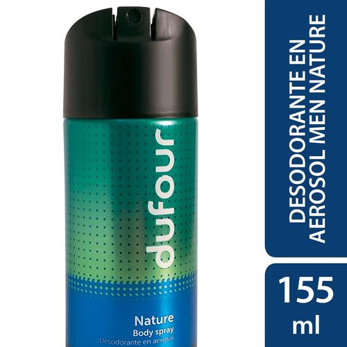 DESODORANTE-AEROSOL-DUFOUR-MEN-NATURE-155ML