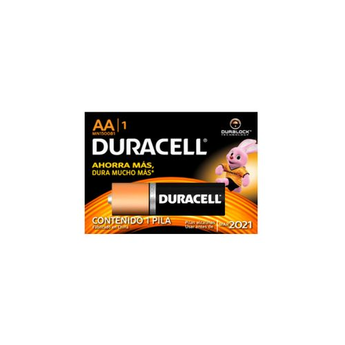 PILAS-ALCALINAS-AAX1-DURACELL-1UD