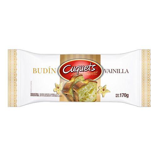 BUDIN-VAINILLA-CUQUETS-170GR