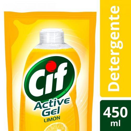 LAVAVAJILLA-CIF-ACTIVE-GEL-LIMON-DP-450ML