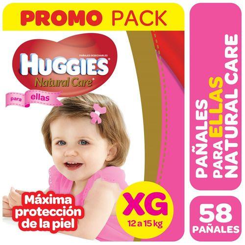 PAÑALES-NAT-XG-ELLAS-HUGGIES-58UD
