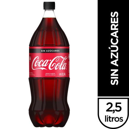Gaseosa-CocaCola-Sin-Azucar-PET-2-5-Lt